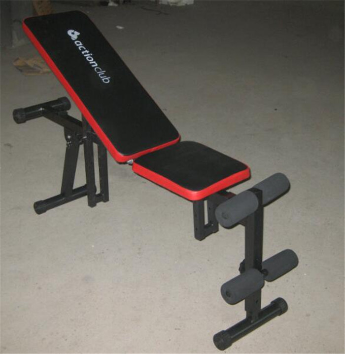 Home gym fitness gym equipment fitness bench