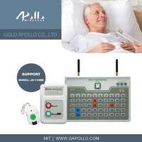 GOLD APOLLO- Patient Call Button / Nurse Call System / Hospital Patient Call Bell