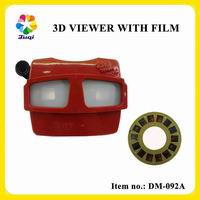 2017 Daming 3D Custom View Master with Reels