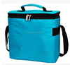 for high bottles 600D polyester cooler bag lunch bag food bag with long shouder