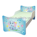 1213-26 children wooden bed/kids bed/teens bed/animal photos/in bedroom furniture set