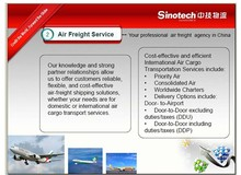 Sea /Air freight /air shipping /air forwarder from CHINA TO Luanda