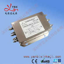 three phase four wire general purpose noise filter for industrial automation application