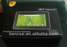 10.1 inch Cortex-A8 TFT Resistive Touch Screen android tablet pc