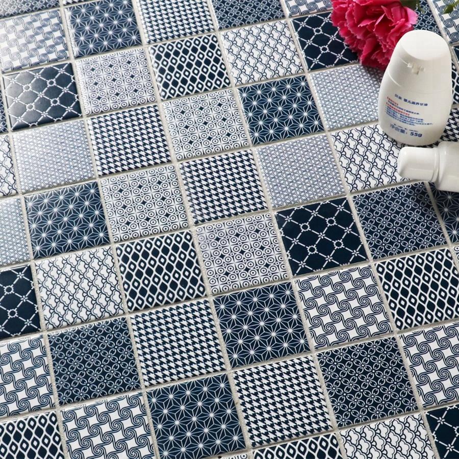 Wholesale ceramic glazed mosaic tile - Online Buy Best ceramic ...