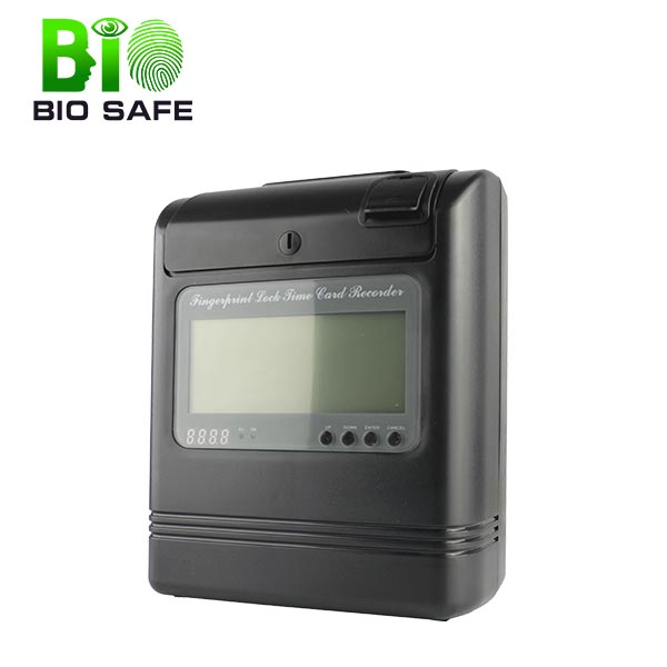 Typical Electronic Punch Card Time Recorder time recorder nideka with Print Function HF-FCT2