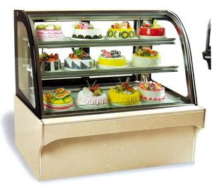 acrylic cake display box refrigerated cake display cabinets stand cake display