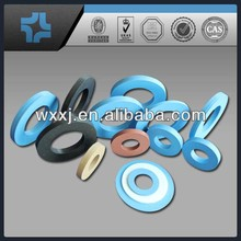 Glass Fiber/Carbon/Graphite/Molybdenum Disulfide filled ptfe gasket