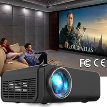 Ultra short throw full hd native 1080p projector, with HDMI/VGA/USB/TV