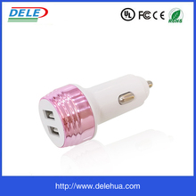 Professional maufacturer car charger with cigarette warehouse lighter