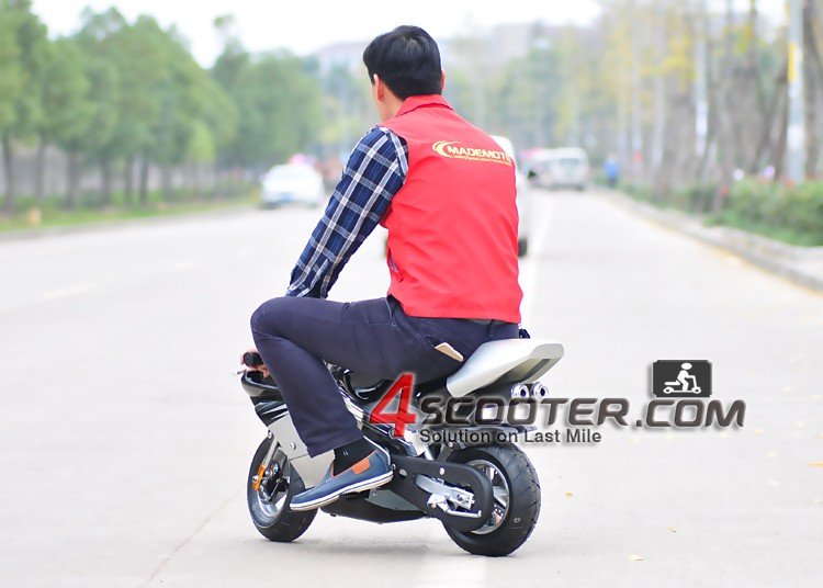 110cc or 125cc Super Pocket Bike