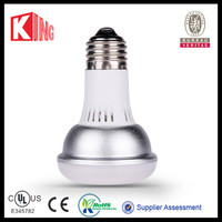 Energy Saving UL Approved r20 led bulb 4w 380lm led light bulb parts