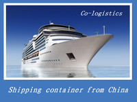 LCL&FCL cargo transport with vessel from china to Lithuania