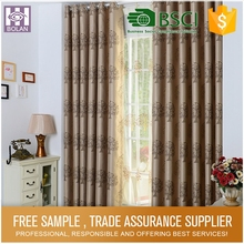 2017 Popular Cheep Soild Curtain Sheer Voile White Curtains For The Living Room