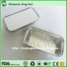 China supplier Aluminum foil takeaway containers