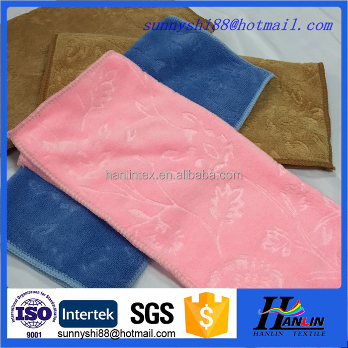 knurling microfiber towels SU-29,Outdoor Sports Beach Microfiber Popular warp knitting& weft knitted&jacquard weave microfiber