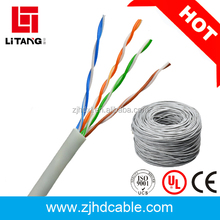 high speed communication network 1000ft BC/CCA utp/ftp cat5 cat5e cable lan cable