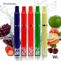 Good flavors electric hookah w3 550mAh&1000puff high quality electronic hookahs