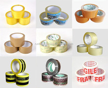 2015 tape supplier cheap packing tape/decorative packing tape/personalized packing tape