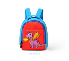 Simple Design with Low Price and Large Capacity Kids Backpack Bag