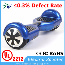 6.5 Inch self balancing electric scooter 2 Two Wheel Hoverboard UL2272
