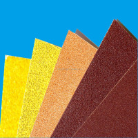 Good quality abrasive riken automotive wet and dry abrasive paper