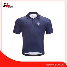 High quality custom colorful black polo shirt with promotional price