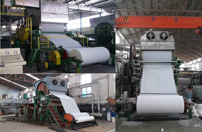 paper making machine2