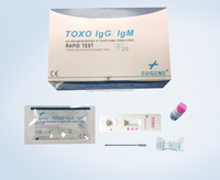 EUGENE Colloidal Gold TOXO IgM/IgG Toxoplasma Rapid Test Torch Rapid Test