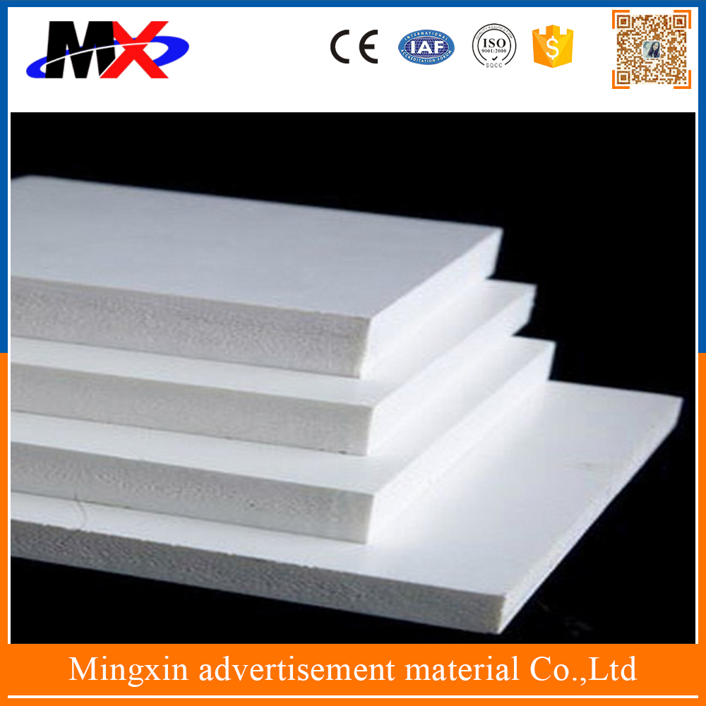 Online shopping plastic pvc foam board building material foam board made in china