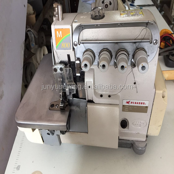 Typically hot sale Pegasus used M800 electronic industrial sewing machine