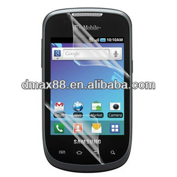 Supreme High Clear Screen Guard for Samsung T499 Dart