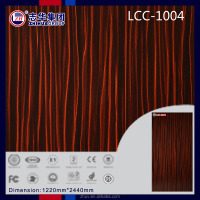 mdf alto brillo high gloss mdf panel uv for furniture part