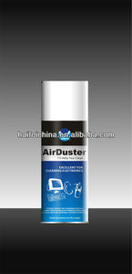 Cleaning Gas/ Air duster/ Canned air air duster & Aerosol spray & Household care