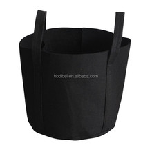 nonwoven felt black fabric pots wholesale smart pots grow bags