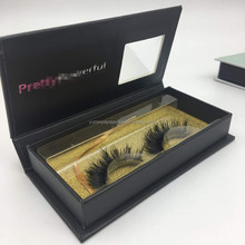 Private Label Mink Eyelashes Strips 3D Mink eyelashes Cheap Party Hand Made Eyelashes
