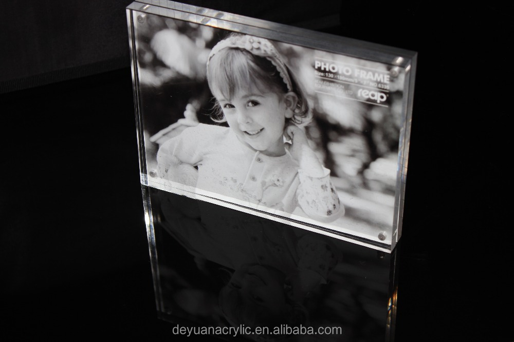 imikimi photo frame/ acrylic pictures frame