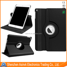 360 Rotating Magnetic Smart PU Leather Case Cover Stand Feature Luxury with Wake & Sleep Function for iPad Pro 10.5 2017