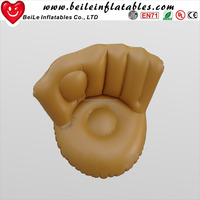 New Design Inflatable Chair With Hand Shape China Factory