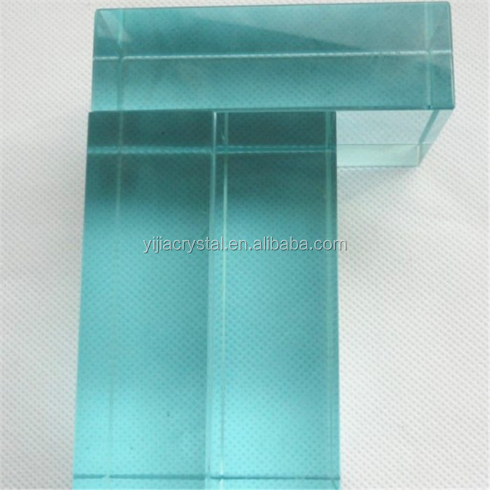 Swimming pool glass brick wholesale decortaiton crystal for Wholesale glass blocks for crafts