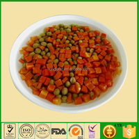 good taste carrot and green peas mixed in brine fresh mixed vegetables in can