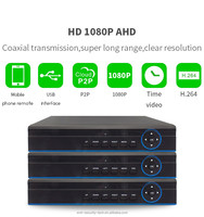 Vitevision IP,AHD,Analog Hybrid Dahua NVR 1080P with free client software H.264 DVR
