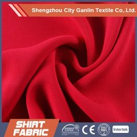 cotton fabric CVC fabric Wholesale for man shirt