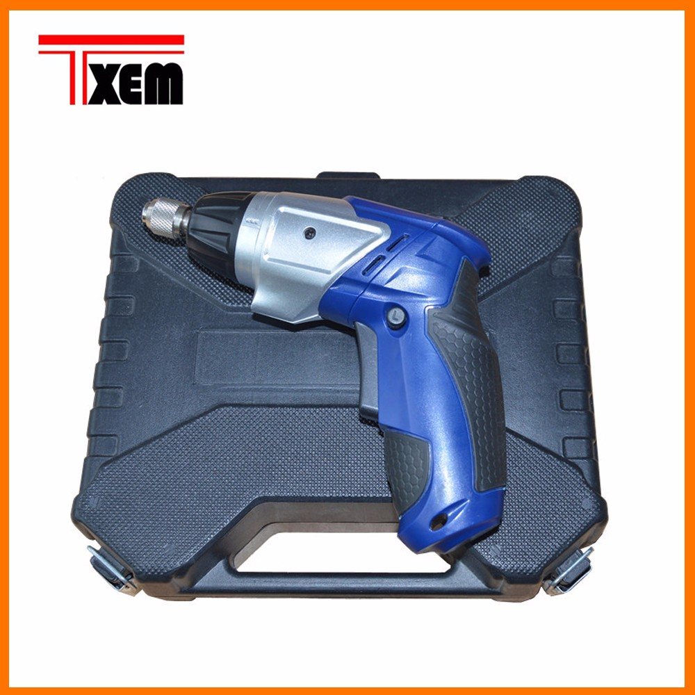 3.6V Cordless Electric Screwdriver,Charge Electric Screwdriver-TX-SO28