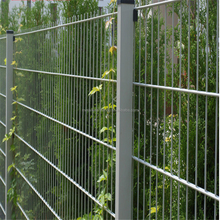 Low carbon steel wire double wire yard fence