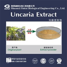 high quality pure 10:1 50:1 100:1 bulk uncaria extract powder