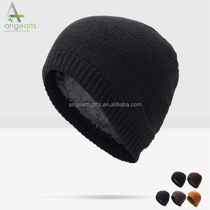 e085f5af504a9 Wholesale woolen knitted hat add wool warm winter hat and beanie hat