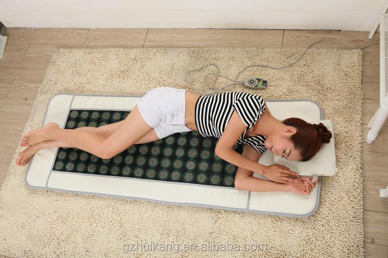 jade pierre infrarouge lointain chauffage matelas de soins de sant appareil de massage id de. Black Bedroom Furniture Sets. Home Design Ideas