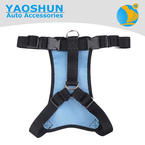 2017 wholesale Non pulling dog harness anti pulling mesh harness