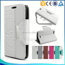 New arrival mix color wallet style design cell phone case for Blackberry Q10